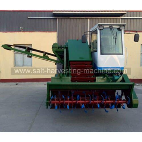salt harvester machine